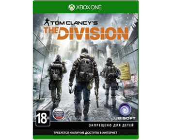 Tom Clancy's The Division (Русская версия)(Xbox One)