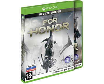 For Honor Deluxe Edition (Русская версия)(Xbox One)