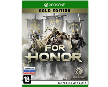 For Honor Gold Edition (Русская версия)(Xbox One)