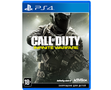 Call of Duty: Infinite Warfare (Русская версия)(PS4)