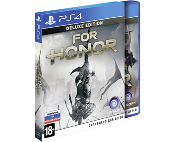 For Honor Deluxe Edition (Русская версия)(PS4)