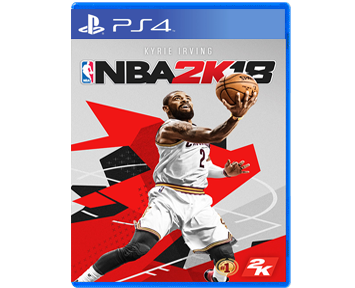 NBA 2K18 (PS4)(USED)(Б/У)