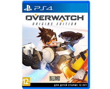 Overwatch Origins Edition (Русская версия)(PS4)