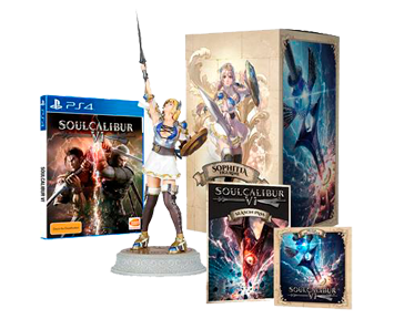 SoulCalibur VI (6) Collector's Edition [Русская/Engl.vers.](PS4) ПРЕДЗАКАЗ!
