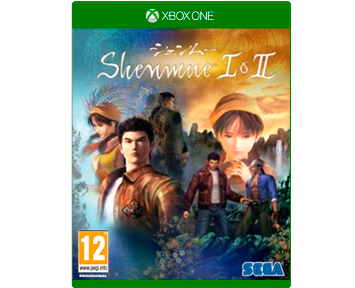 Shenmue 1 & 2 HD Remaster (Xbox One)  ПРЕДЗАКАЗ!