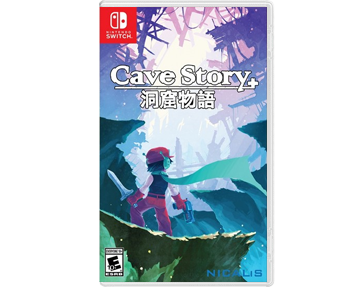 Cave Story Plus (Nintendo Switch)