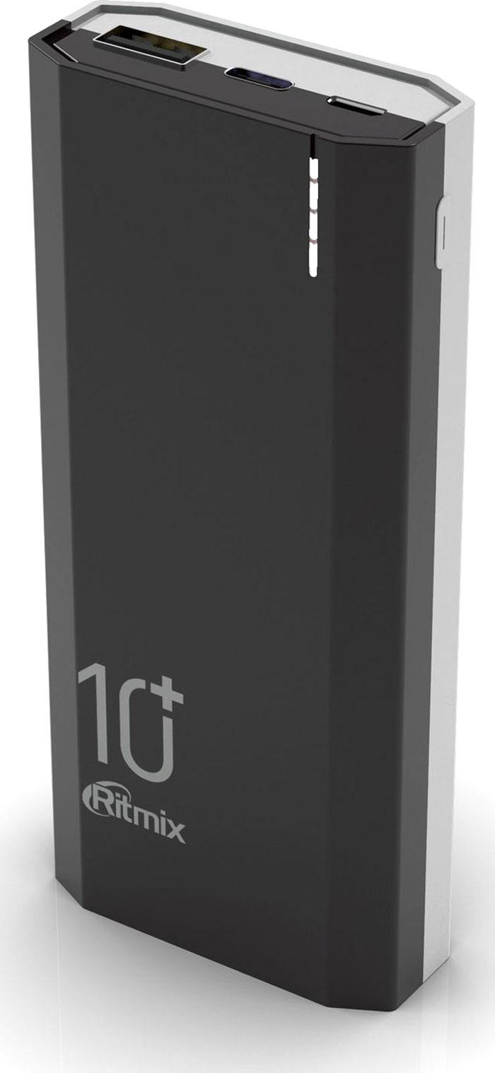 Внешиний аккумулятор Ritmix 10000 мАч дополнительное изображение 2