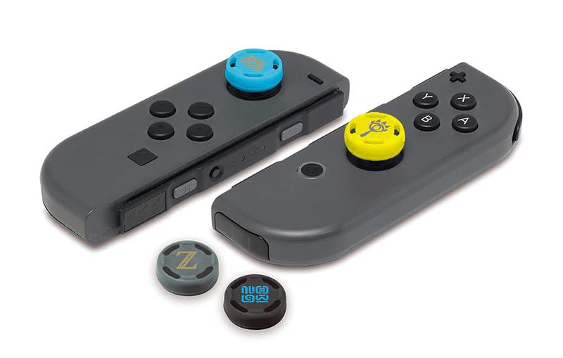 Сменные накладки для контроллера Joy-Con Zelda  Nintendo Switch дополнительное изображение 1