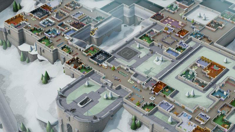 Two Point Hospital JUMBO Edition  PS4 дополнительное изображение 1