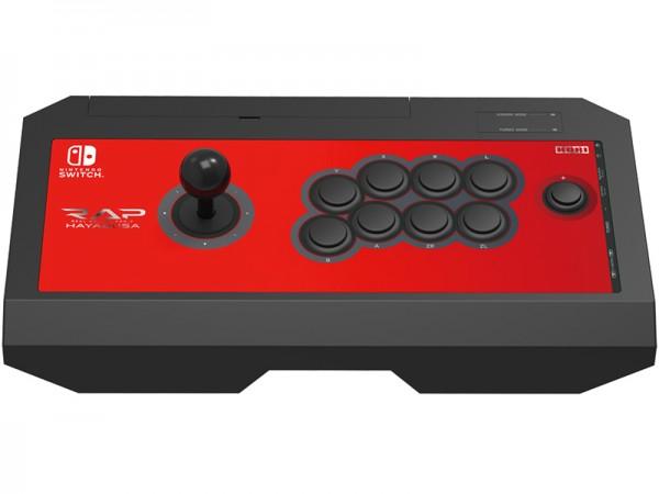 Аркадный контроллер Hori Pro.V Hayabusa  Nintendo Switch дополнительное изображение 1