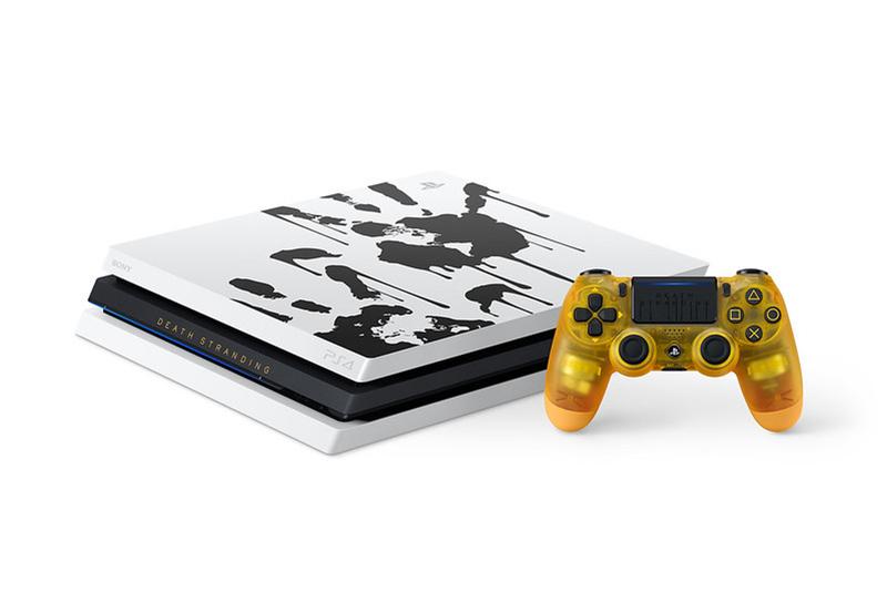 Sony Playstation 4 PRO 1TB Death Stranding Limited Edition  CUH-7208B дополнительное изображение 1