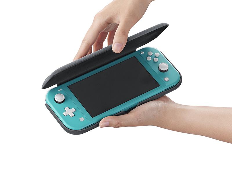Чехол с крышкой и защитная пленка для Nintendo Switch Lite дополнительное изображение 3