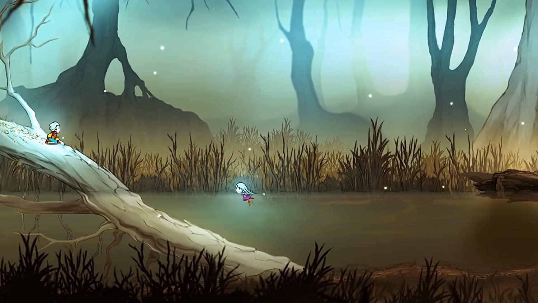 Greak Memories of Azur  PS5 дополнительное изображение 5