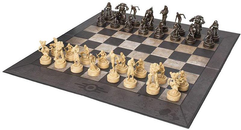 Fallout Chess  Шахматы дополнительное изображение 1