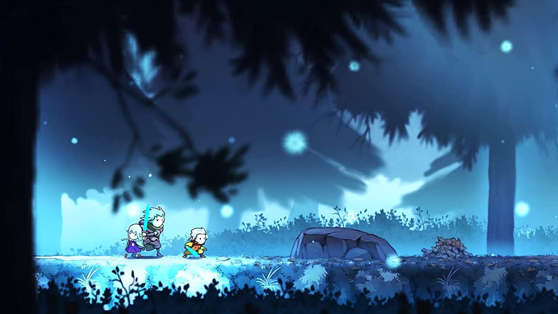 Greak Memories of Azur  PS5 дополнительное изображение 1