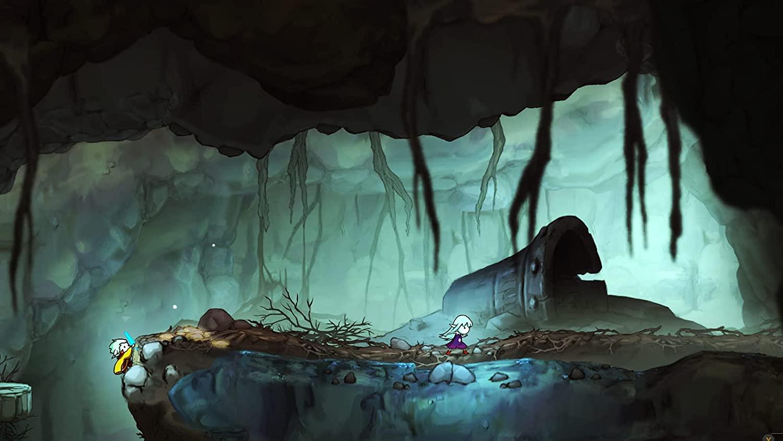 Greak Memories of Azur  PS5 дополнительное изображение 2