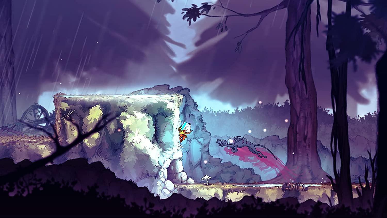 Greak Memories of Azur  PS5 дополнительное изображение 4