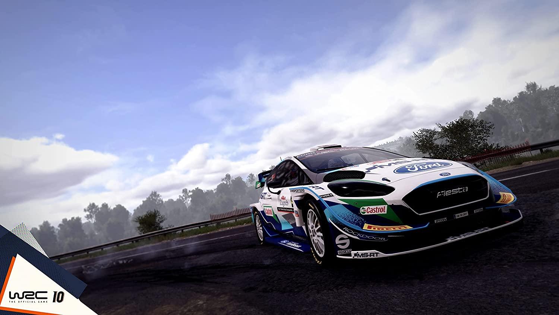 WRC 10  PS4 дополнительное изображение 3