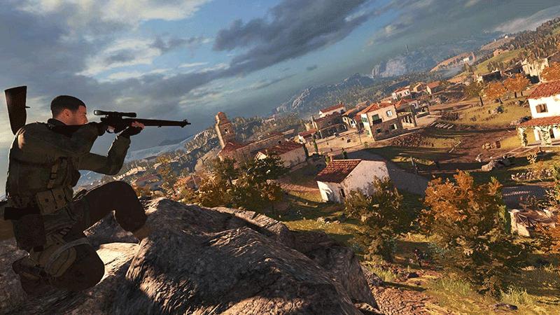 Sniper Elite 4  Nintendo Switch дополнительное изображение 1
