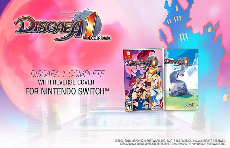 Disgaea 1 Complete  Nintendo Switch дополнительное изображение 1