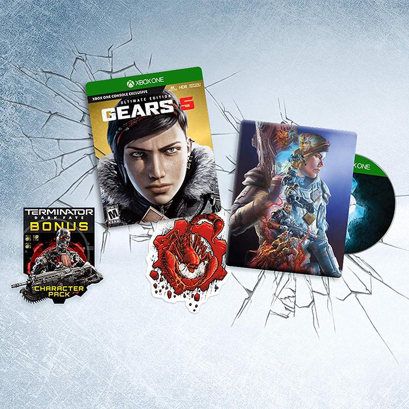 Gears 5 Ultimate Edition Gears of War 5 Xbox One дополнительное изображение 1