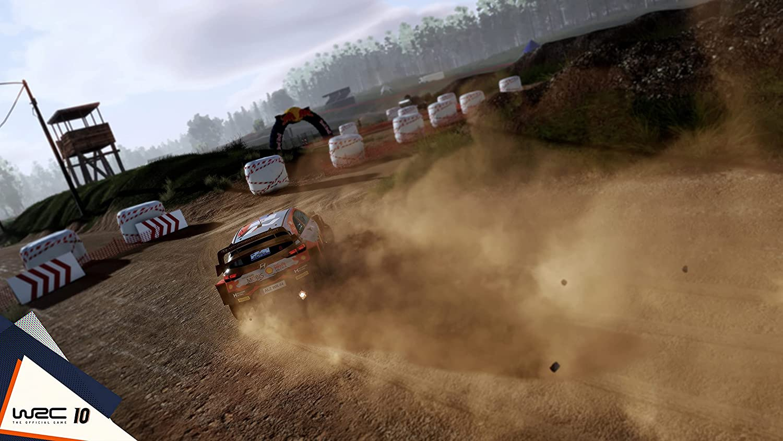 WRC 10  PS4 дополнительное изображение 2