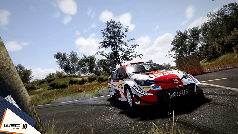 WRC 10  PS4 дополнительное изображение 4