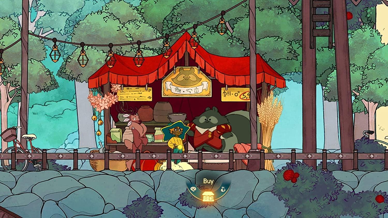 Spiritfarer  PS4 дополнительное изображение 7