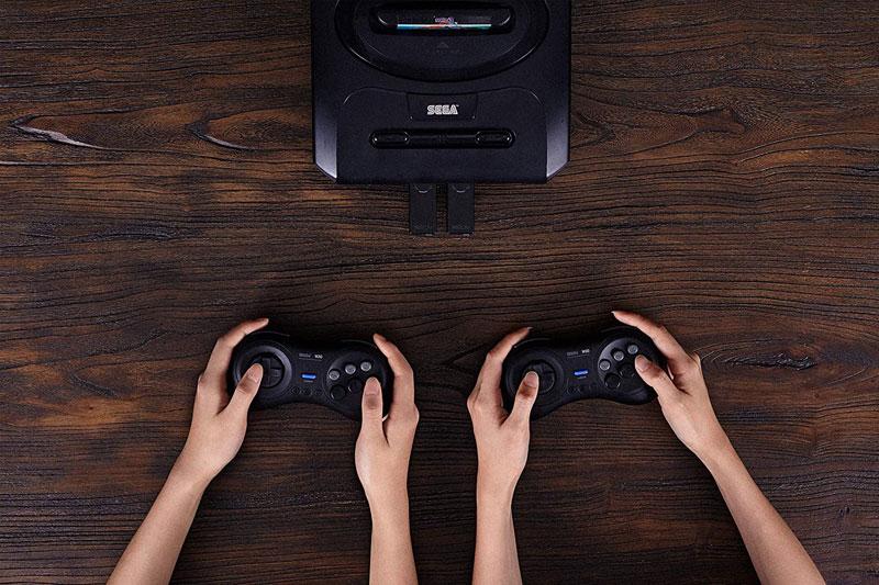 8BitDo ресивер котроллеров для  Sega Genesis/Mega Drive дополнительное изображение 2