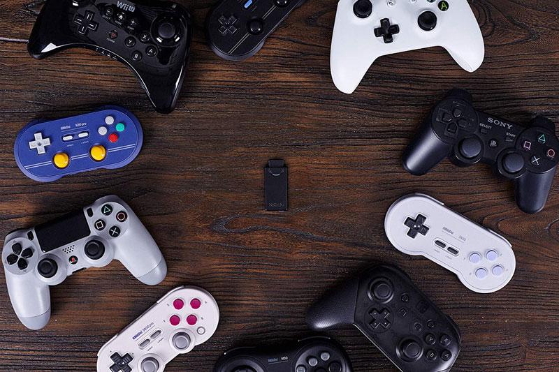 8BitDo ресивер котроллеров для  Sega Genesis/Mega Drive дополнительное изображение 3