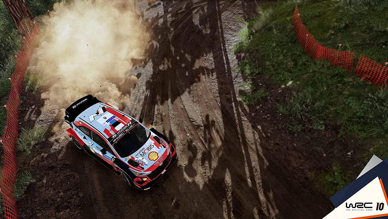 WRC 10  PS4 дополнительное изображение 1