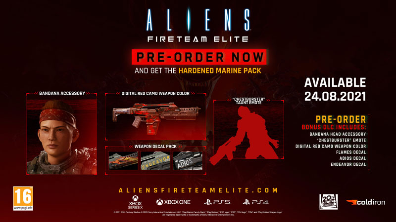Aliens Fireteam Elite  Xbox One/Series X  дополнительное изображение 1
