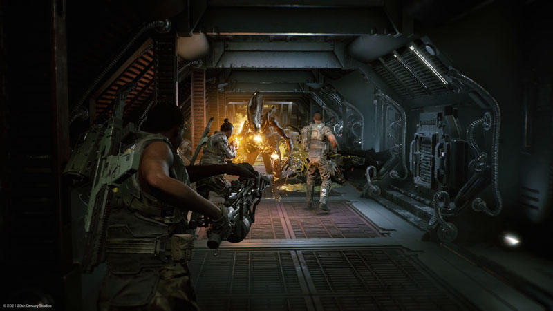 Aliens Fireteam Elite  Xbox One/Series X  дополнительное изображение 3
