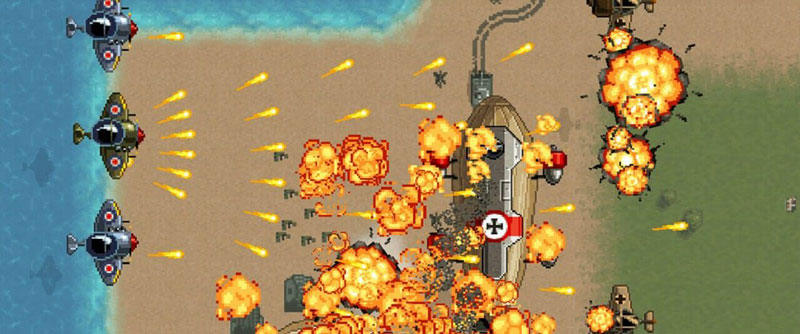 Aces of the Luftwaffe Squadron Extended Edition  Nintendo Switch дополнительное изображение 3
