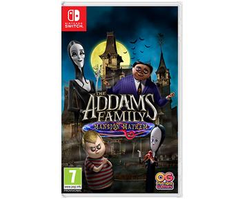 Семейка Аддамс: Переполох в особняке (Addams Family)(Русская версия)(Nintendo Switch) ПРЕДЗАКАЗ!