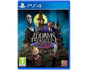 Семейка Аддамс Переполох в особняке (Addams Family)(Русская версия)(PS4) ПРЕДЗАКАЗ!