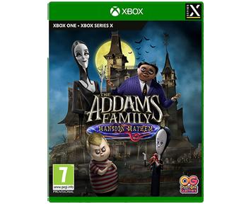 Семейка Аддамс Переполох в особняке (Addams Family)(Русская версия)(Xbox One/Series X) ПРЕДЗАКАЗ