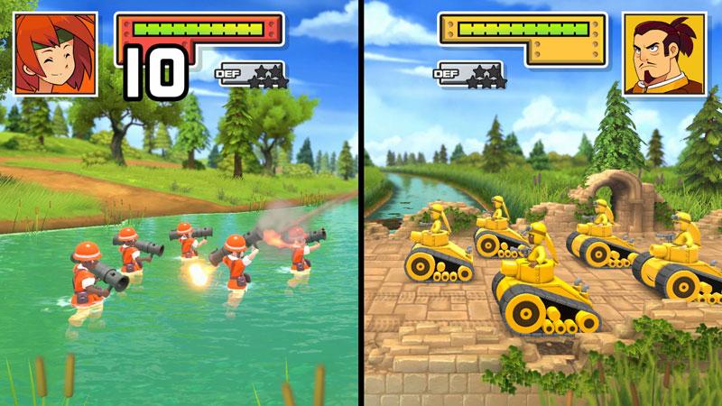 Advance Wars 1 2 Re-Boot Camp  Nintendo Switch  дополнительное изображение 1