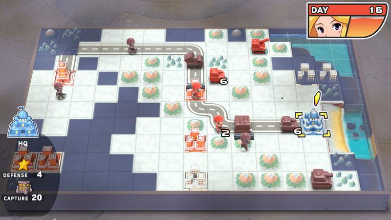 Advance Wars 1 2 Re-Boot Camp  Nintendo Switch  дополнительное изображение 4