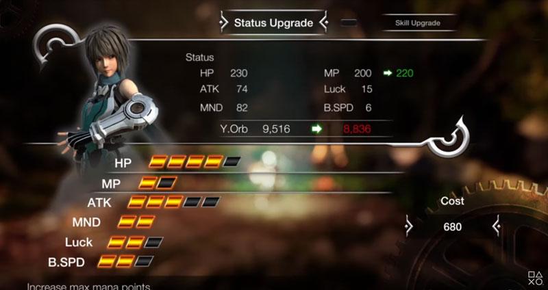 Aeterno Blade II  PS4 дополнительное изображение 1