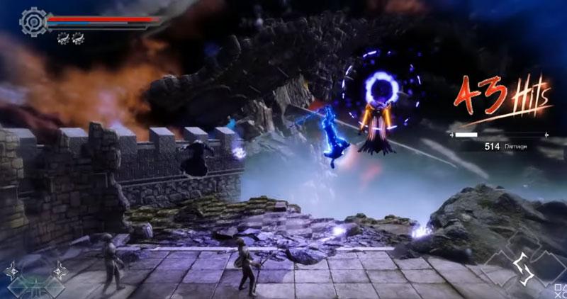 Aeterno Blade II  PS4 дополнительное изображение 2