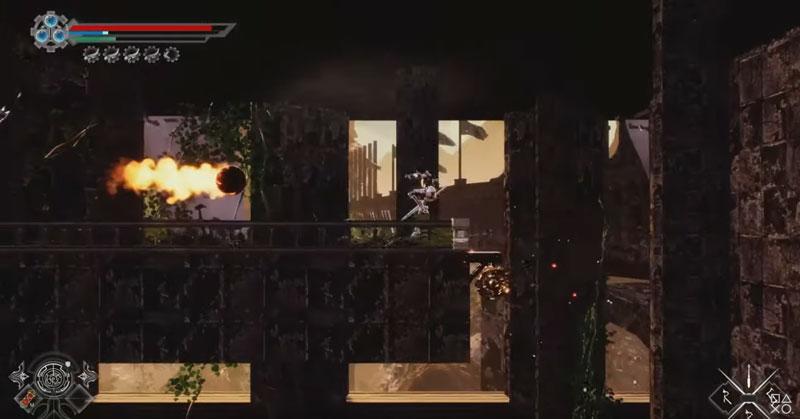 Aeterno Blade II  PS4 дополнительное изображение 3