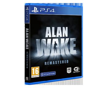 Alan Wake Remastered (Русская версия)(PS4) ПРЕДЗАКАЗ!