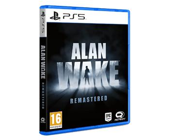 Alan Wake Remastered (Русская версия)(PS5) ПРЕДЗАКАЗ!