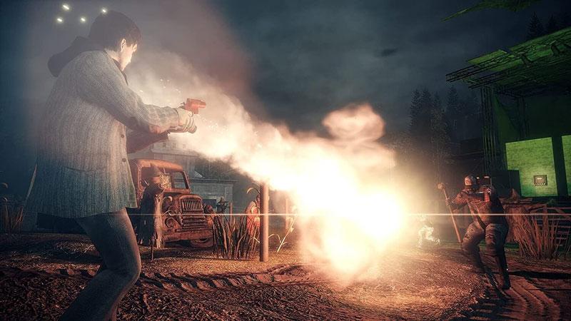 Alan Wake Remastered  PS5  дополнительное изображение 1