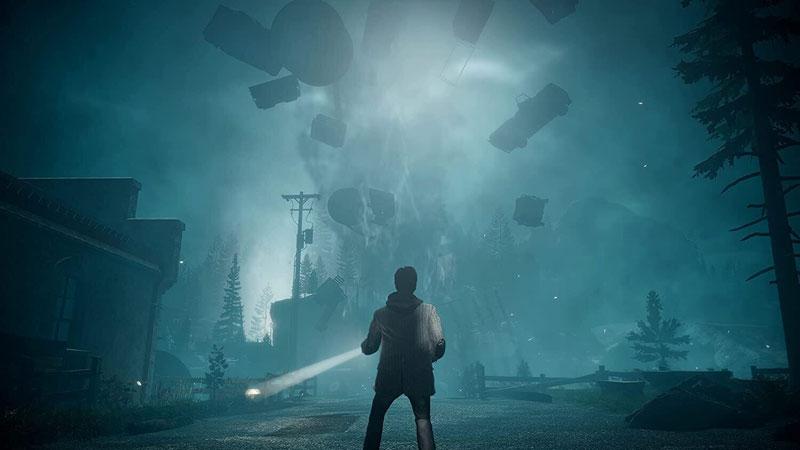 Alan Wake Remastered  PS5  дополнительное изображение 2