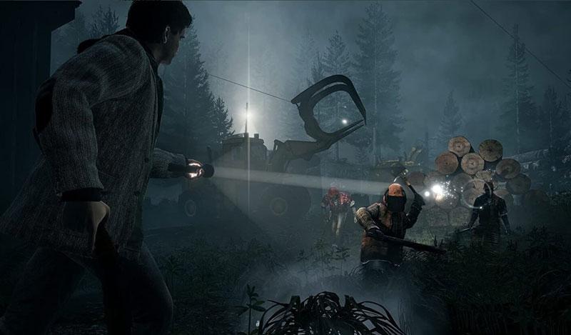Alan Wake Remastered  PS5  дополнительное изображение 3
