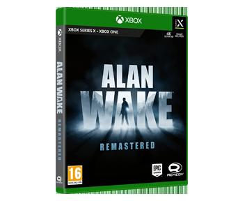 Alan Wake Remastered (Русская версия)(Xbox One/Series X) ПРЕДЗАКАЗ!
