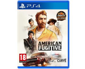 American Fugitive (Русская версия)(PS4)