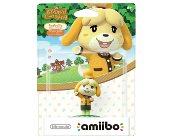 amiibo Isabelle (Зимняя одежда)[Коллекция Animal Crossing]